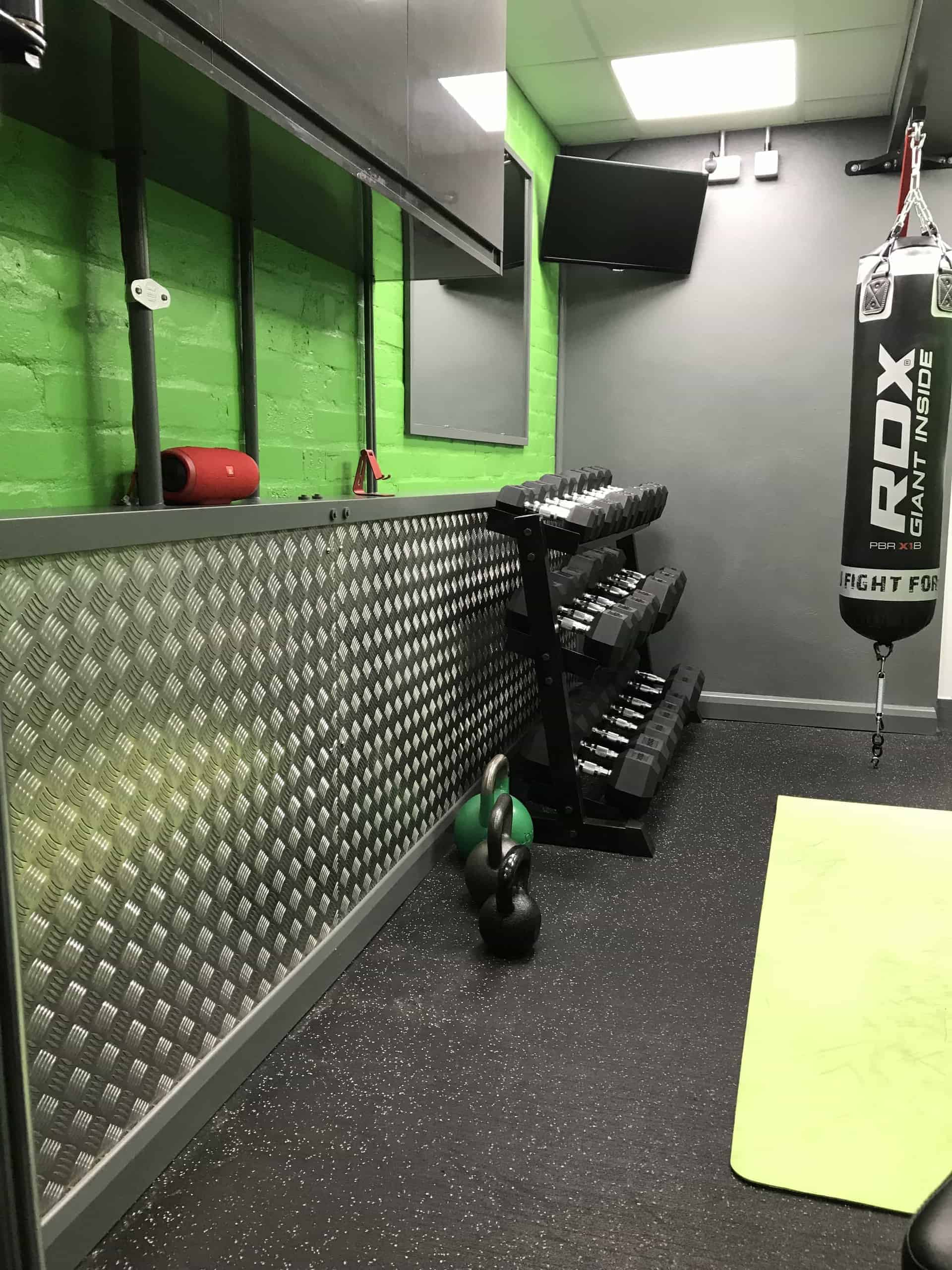 Checker Plate Wall Protection | Homemade Garage Gym Wall Protection – Chequer Plate Direct