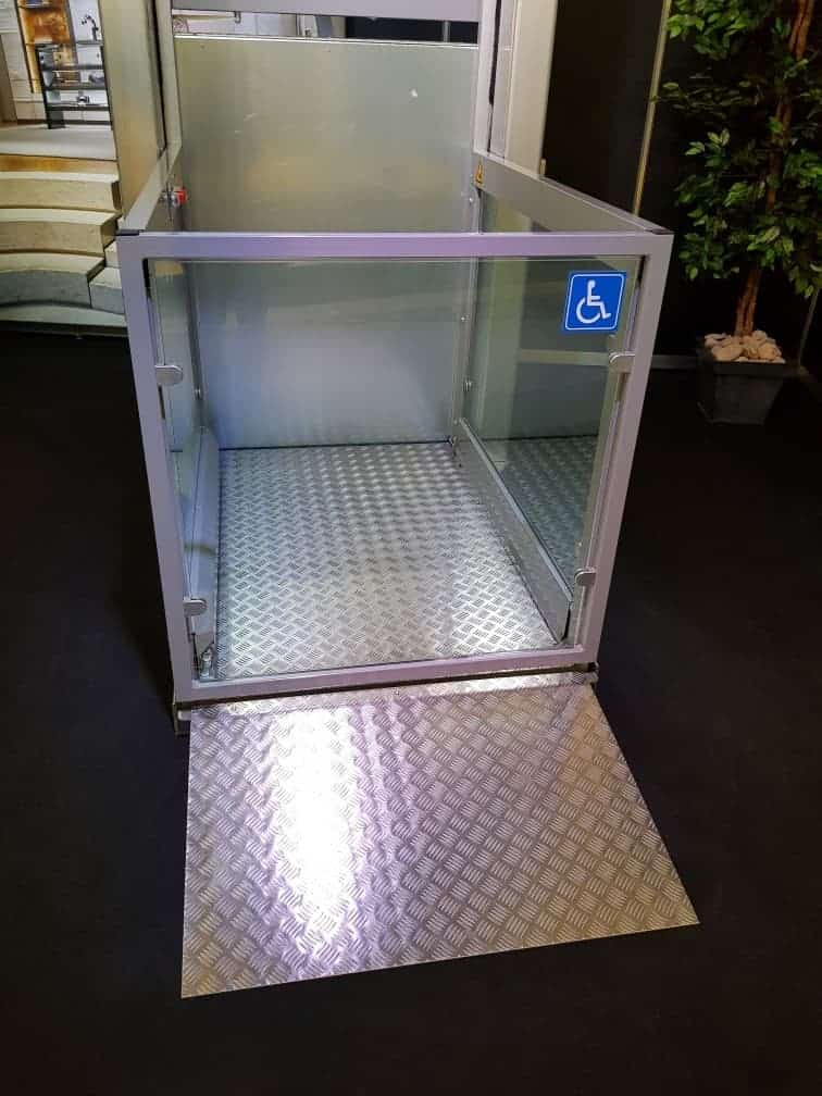 Chequer Plate Access Lift | Chequer Plate Direct