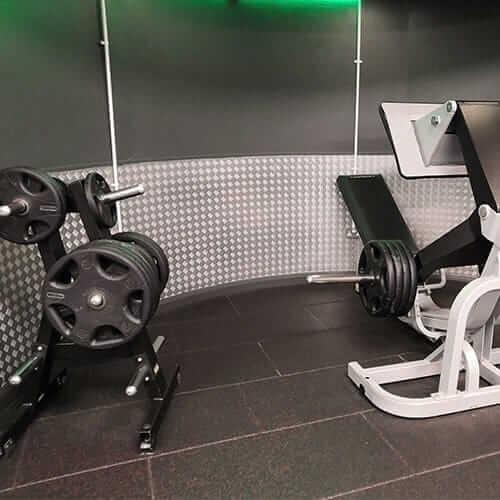 Better Gym Aluminium Wall Cladding - Chequer Plate Direct