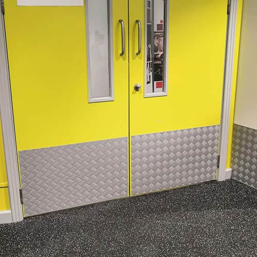 What are Door Kick Plates and the Benefits?