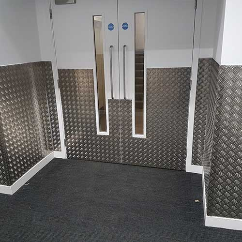 Chequer-Plate-Door-Kick-Plates-+-Wall-Protection-500-x-500