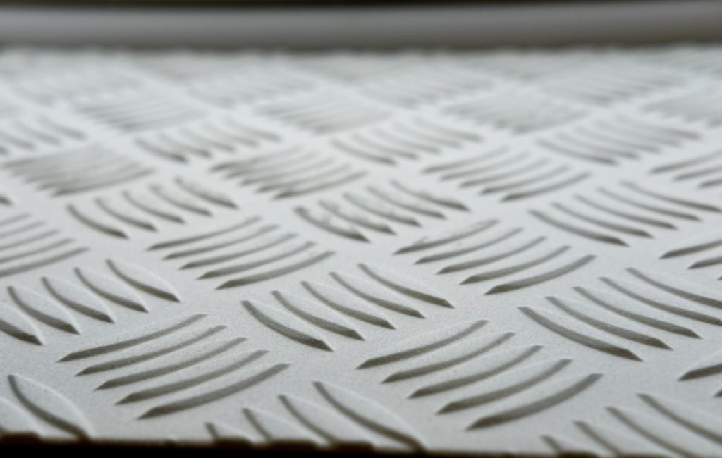 Anti Slip Coated Chequer Plate